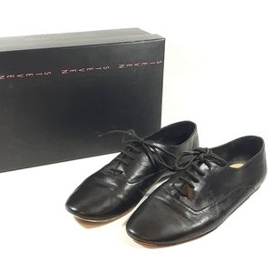 Steven by Steve Madden Black Leather Shoes sz 9.5